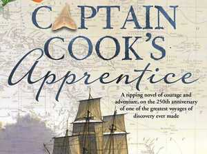 Books: Take a journey with Captain Cook's Apprentice