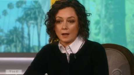 Sara Gilbert has opened up about the Roseanne cancellation.