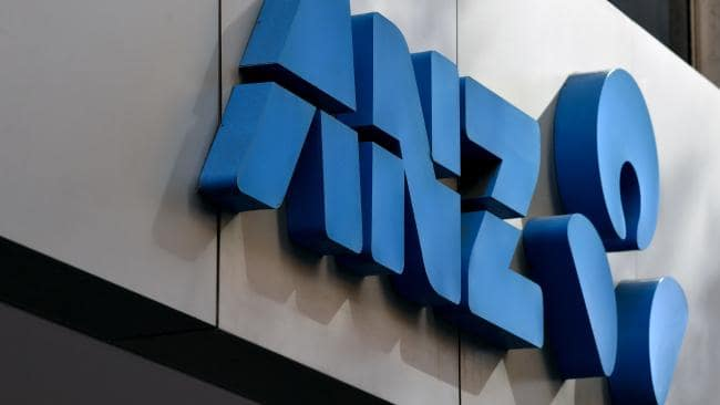 ANZ is facing criminal charges. Picture: Joel Carrett