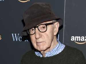 Woody Allen: 'I should be MeToo poster boy'
