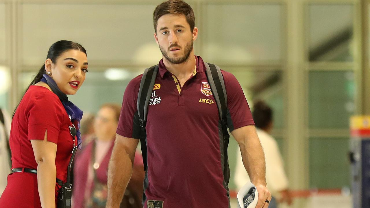 Ben Hunt is struggling to overcome injury in time for Origin I.