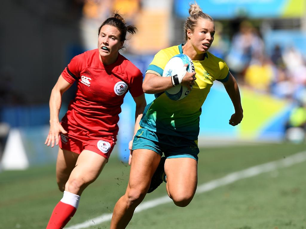 Speedster Emma Tonegato will need to be in top form. Pic: Getty Images