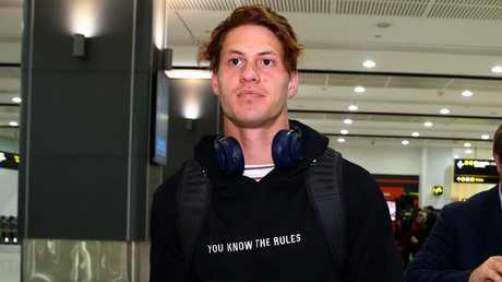 The Queensland Origin team has called Kalyn Ponga into the squad. Pics Adam Head
