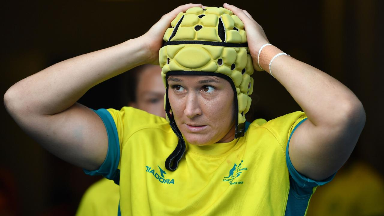 The experience of co-captain Shannon Parry will be crucial. Pic: Getty Images