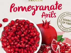 Woman dies from contaminated pomegranate