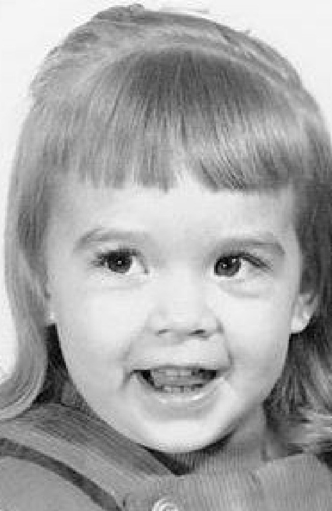 Carolee Ashby was tossed 40m into the air and killed crossing the road with her sister on Halloween night in 1968.