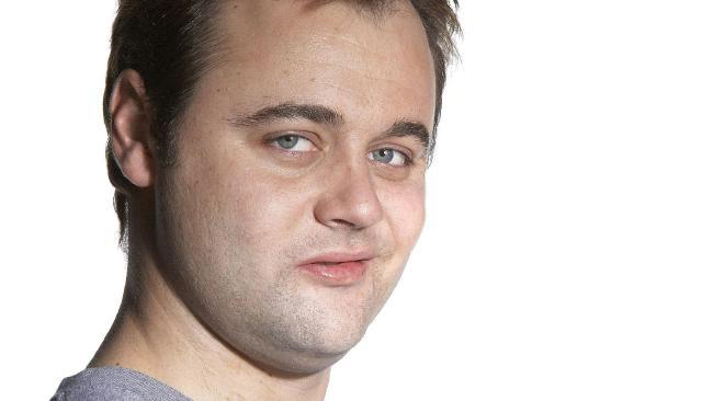 Gyton Grantley as Carl Williams in Channel 9's Underbelly.