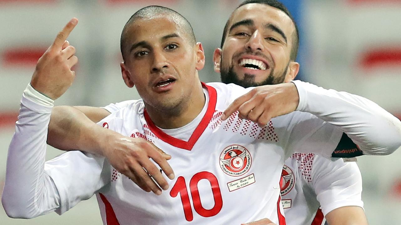 Tunisia will be looking to Wahbi Khazri for goals.