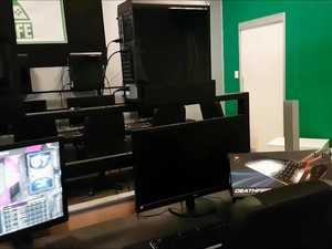 SNEAK PEEK: First look at Hervey Bay's new gaming cafe