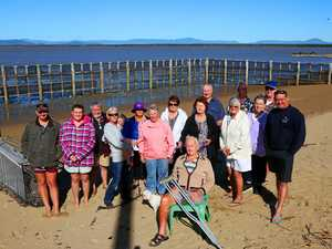Wilsons Beach residents fighting to keep safe swimming area