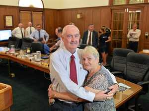 WE REMEMBER: Gympie farewells its 'Scrubby' mayor
