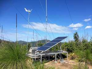 Hayman Island marine radio repeater in action
