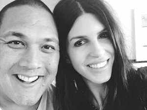 'Good people make bad choices': Geoff Huegill on wife, Sara