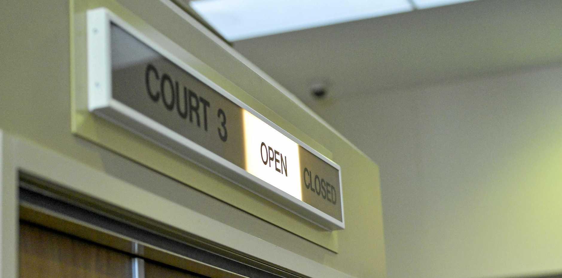 RE-RUN: The trial of Kenneth Robert Douglas will restart tomorrow.