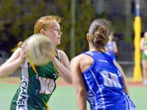 GALLERY: Tuesday night live netball action