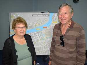 'Peace of mind': Locals have a say, give feedback on levee