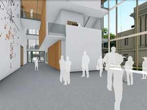 Proposed new Rockhampton Art Gallery