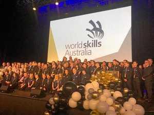 Mechanic student recognised in prestigious skills comp