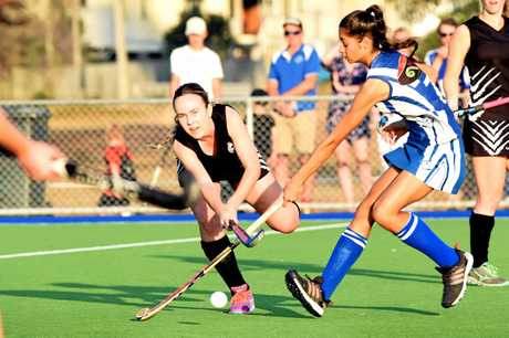 Can United defend its Maryborough Hockey title?