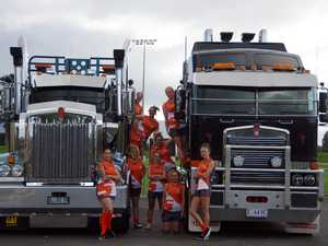 TASSIE TRUCK SHOW: Make sure you get along to this show