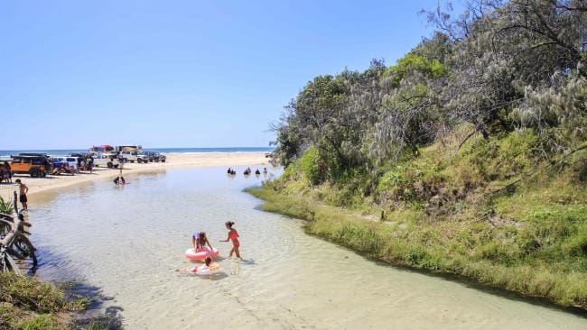 Are you behind the push to make Fraser Island one of the seven wonders of Australia?