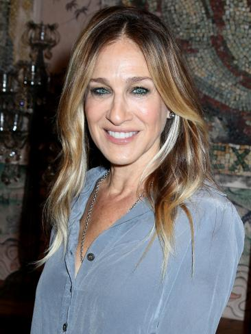 Sarah Jessica Parker pictured at an event this week. Picture: Steven Bergman/AFF-USA.COM/MEGA