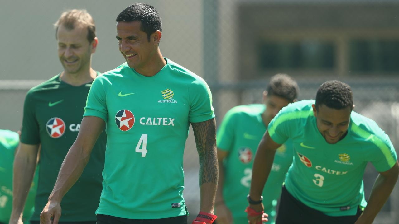 Tim Cahill could play '30 seconds or 30 minutes.'