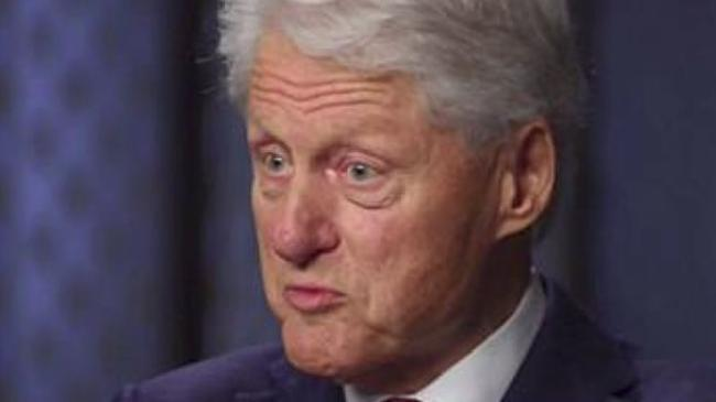 Bill Clinton won't apologise to Monica Lewinsky over affair. Picture: NBC