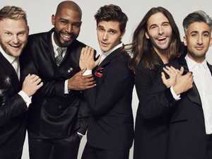 Queer Eye stars are in Australia
