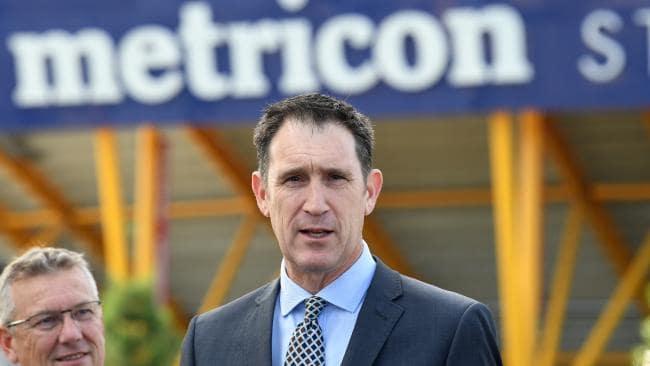 Cricket Australia CEO James Sutherland has announced his resignation.