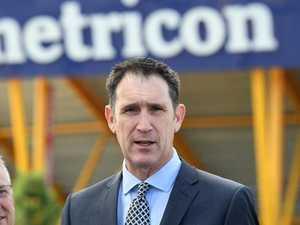 Sutherland announces his resignation