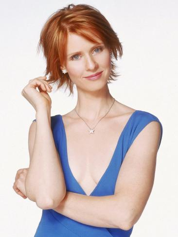 Cynthia Nixon played Miranda Hobbes in Sex and the City.