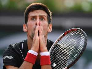 'Never seen Novak so p....d off'