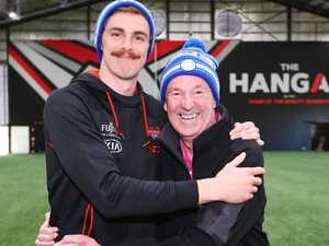 Daniher targets late-season return
