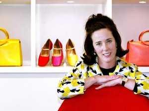 Designer Kate Spade found dead