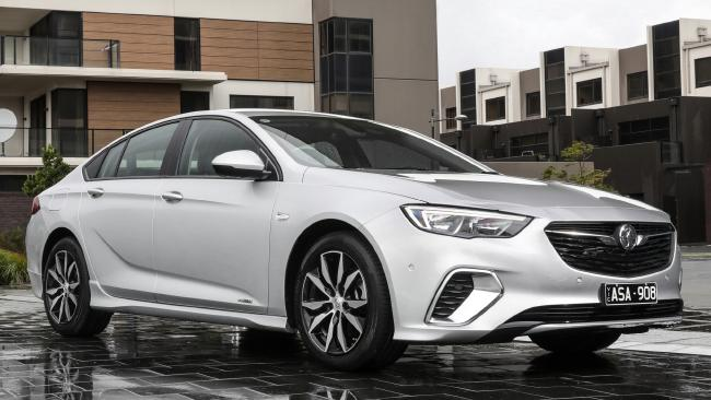 Holden is struggling, despite solid sales of the new Commodore. Picture: Supplied.