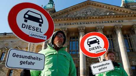 Diesel is on the nose in Europe and demand is dwindling locally. Picture: Reuters.