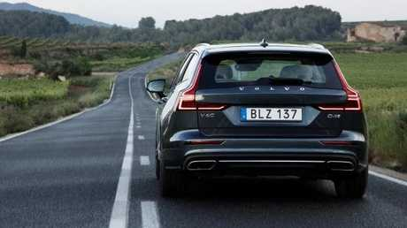 The V70 should arrive in November. Picture: Supplied.