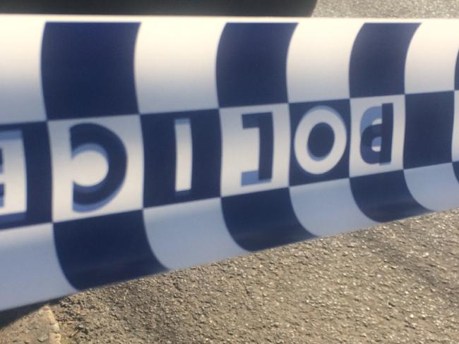 Three pedestrians were hit by a car in Narre Warren on Wednesday morning.