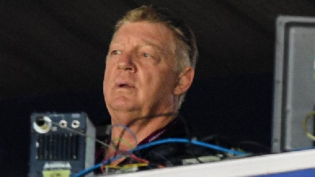 General Manager of the Penrith Panthers Phil 'Gus' Gould. Picture: AAP Image/Brendan Esposito
