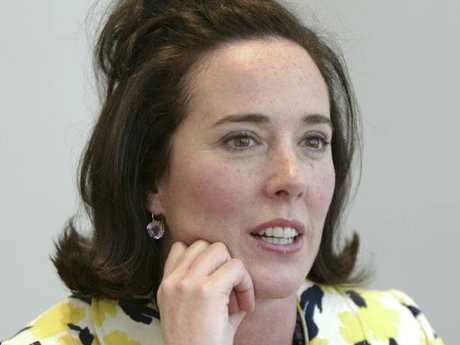 According to Kate Spade's sister, the 55-year-old suffered from years of depression. Picture: AP Photo/Bebeto Matthews.