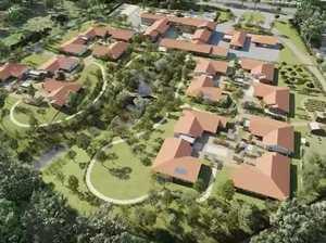 Life inside the $37 million 'Alzheimer's village'