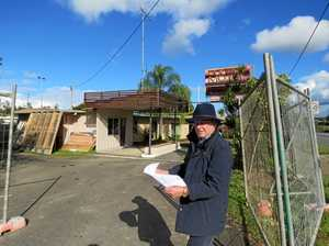 Motel site to be shopping precinct