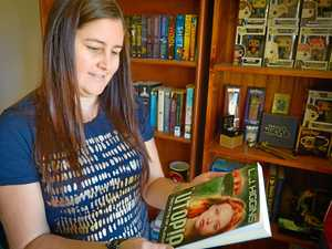 Calliope author relies on online tribe to write nine novels