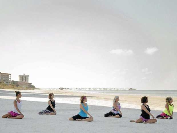 NAMASTE: Yoga Day Festival is a fun, free celebration of the United Nations International Yoga Day on Saturday, June 16.
