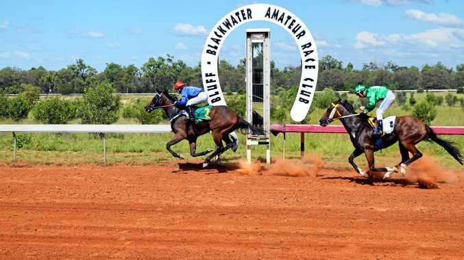 Bluff-Blackwater Amateur Race Club will host their Annual Bluff Cup meeting for 2018 this weekend.