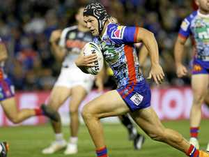 Ponga faces fitness test for Cowboys clash