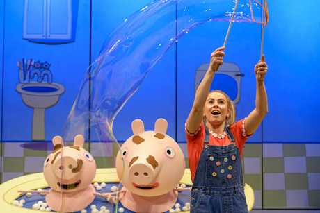 PRE-SCHOOLER FUN: Peppa Pig Surprise is a new show coming to the Northern Rivers in June,