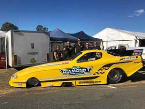 Drag racing community rally to Rod's rescue