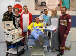 Onsie party perfect opportunity to help save 24 lives